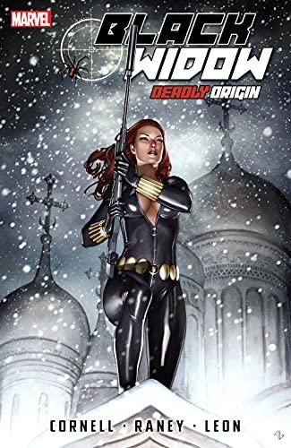 Black Widow: Deadly Origin (Black Widow: Deadly Origin...