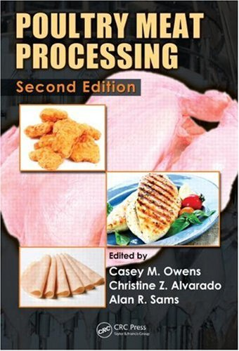 By Author Poultry Meat Processing, Second Edition (2nd Edition)