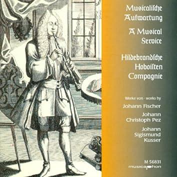Hildebrand'sche Hoboisten Compagnie: A Musical Service