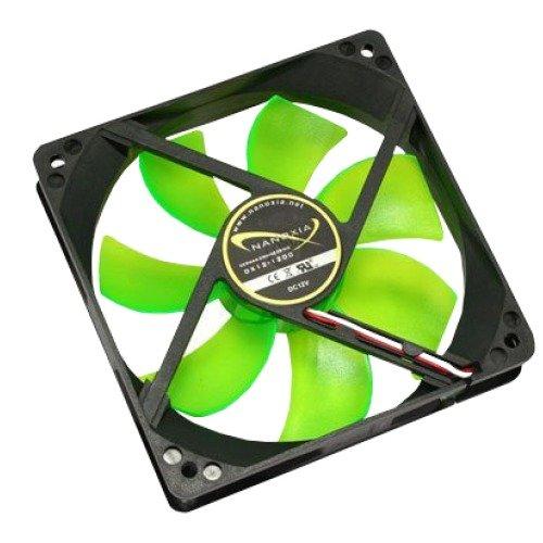 Nanoxia DX08-1600 Gehäuselüfter inkl. PCI Lüftersteuerung