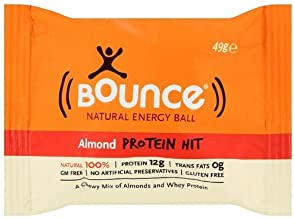 Bounce Almond Protein Energy Balls 10 x 45g Estimated Price : £ 28,10