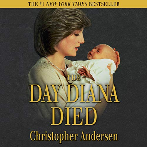 The Day Diana Died audiobook cover art