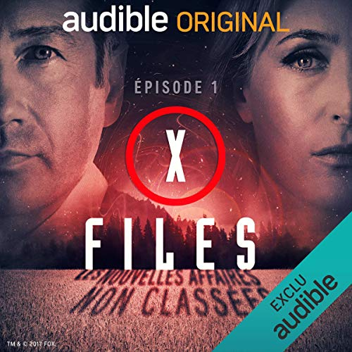 Couverture de X-Files. Le Pilote
