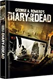 Diary of the Dead Uncut Mediabook (Blu ray + DVD) Cover A Limitiert auf 444 Exemplare