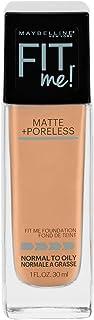 Maybelline Fit Me Matte & Poreless Mattifying Liquid Foundation - Classic Beige 245
