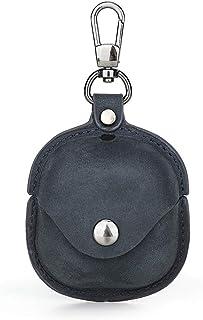 PU-läderfodral skyddande fodral bärväska med nyckelring för Galaxy-Buds Pro
