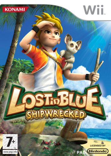 Lost In Blue - Shipwrecked (Wii) [Import anglais]