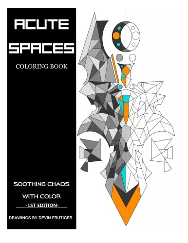 Acute Spaces: Coloring Book PDF Books