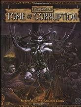 WFRP Tomo de corrupción (Warhammer Fantasy Roleplay)