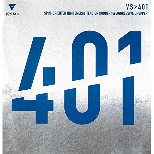 VICTAS Belag VS > 401, rot, 1,5 mm