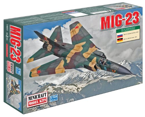 Minicraft 14655 Kit de modélisme MIG-23