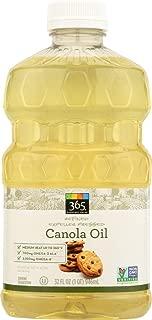 canola oil whole foods