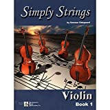 Simply Strings Violin Book 1 (with play along CD)