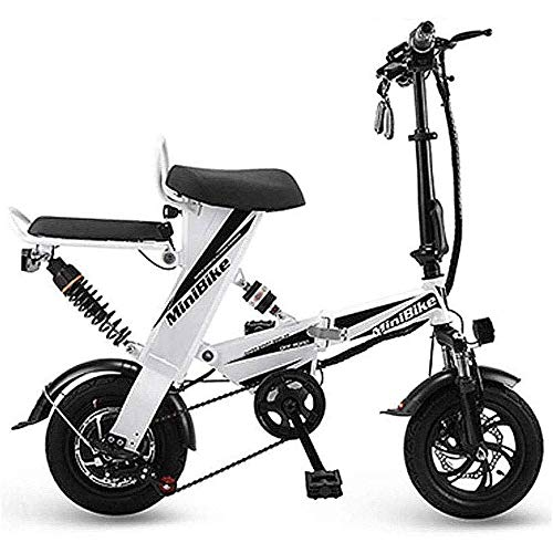 FUJGYLGL Plegable vehículo eléctrico de batería de Litio, Scooters años en adelante - Perfecto for los Principiantes Niños y niñas Mejor Truco de Moto de Trucos de Estilo Libre