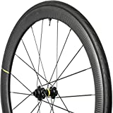Mavic Cosmic Pro Carbon SL UST Disc Wheel Black, Front, 12x100, CL