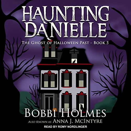 The Ghost of Halloween Past audiobook cover art