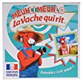 Apicoove- Abney and Teal Jeu Meulhi Meulho La Vache Qui Rit, API-2016-MELILVQR01, Multicolore