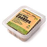 Grandmaa Millets Ragi Desi Cow Ghee Cookies, High Fiber Delicious Cookies