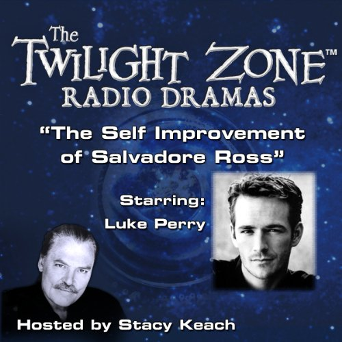The Self Improvement of Salvadore Ross audiobook cover art