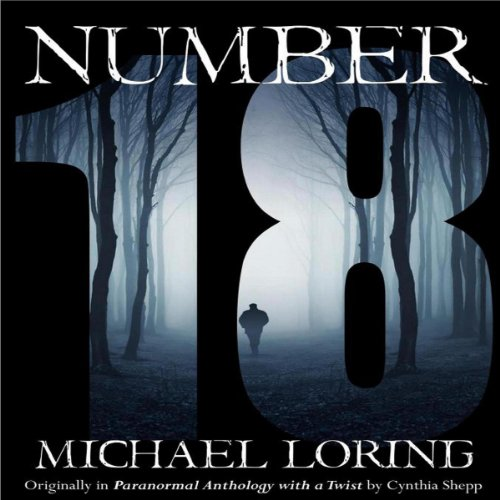 Number 18 audiobook cover art