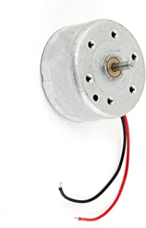 Aexit DC1.5-4.5V (Electrical equipment) 1800RPM Rotating Speed 2mm Shaft Motor for (24ry13qf578) CD Player