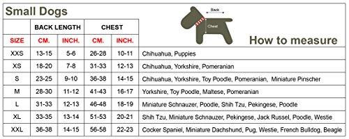 Doggy Dolly DRF019 Bademantel für Hunde, blau, Größe : XL - 3