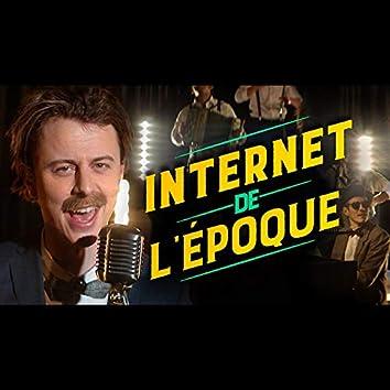 Internet de l'époque