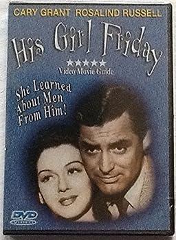 DVD His Girl Friday Book