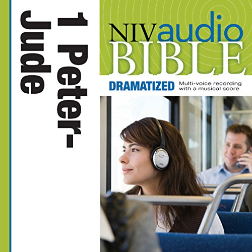 Dramatized Audio Bible - New International Version, NIV: (39) 1 and 2 Peter; 1, 2, and 3 John; and Jude audiobook cover art