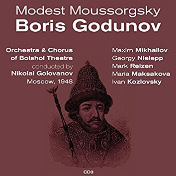 Modest Moussorgsky: Boris Godunov (1948), Volume 3