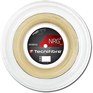 Tecnifibre NRG2 16 (1.32mm) Tennis String 200M/660ft Reel