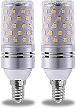 B15/B22/E12/E16/E17/E26/E27 LED Corn Bulbs, 12W/16W LED Candelabra Bulb 150 Watt Equivalent, 1282Lm, LED Corn Light Bulb, ...