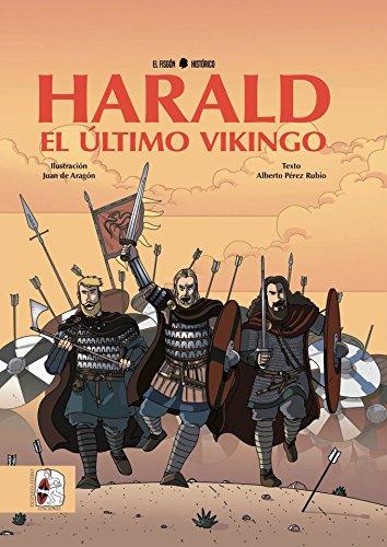 Harald, el último vikingo (Historietas)