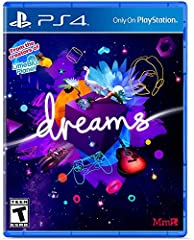 Get inspired with a host of mini-games Collaborate with others online to create your own content From the makers of Tearaway and LittleBigPlanet Pre-order to get a Dreams PS4 theme