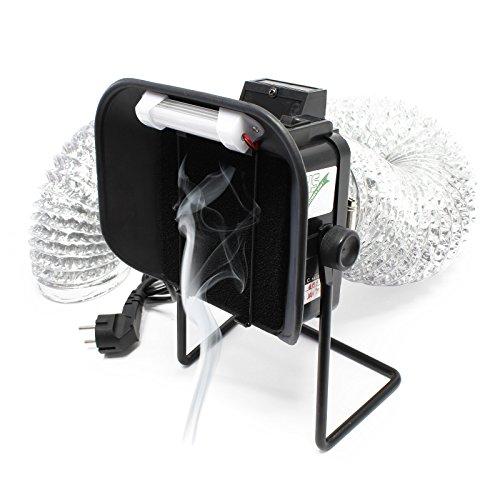AOYUE 486+ Lötrauchabsaugung mit LED Beleuchtung Absaugung Löten...