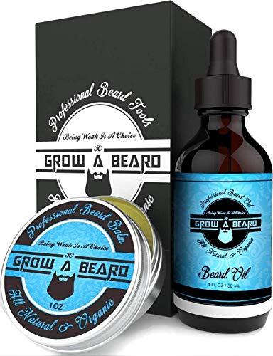 Beard Oil for Men, Beard Balm, Beard Growth Oil, Beard Butter, Beard Wax, Beard Softener, Beard Cream, Beard Moisturizer, Beard Oil Growth, Lotion Mens Unscented Black Gel Relaxer Strong Hold, Channel