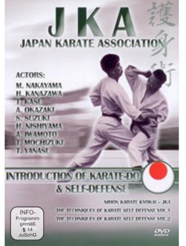 JKA Japan Karate Association - Introduction of Karate-Do & Self-Defense