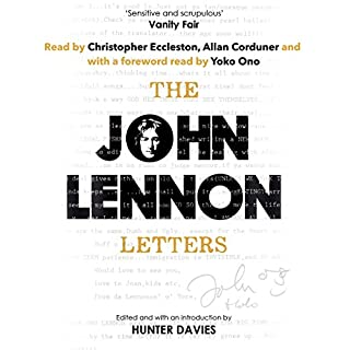 The John Lennon Letters cover art