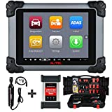 Autel MaxiSys MS908S Pro Automotive Diagnostic Tool with J2534 ECU Programming & MV108 Add-On, Mature US Market Solution for Pros, 25 Services Functions, Same Functions As MaxiSys Elite, MK908P