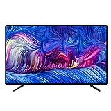 ZXF 42 Pulgadas WiFi Internet TV 4K HD TV 720p 60Hz LED HD TV Ligero Delgado Incorporado con HDMI, USB, VGA, Alta Resolución
