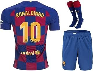 ronaldinho youth jersey