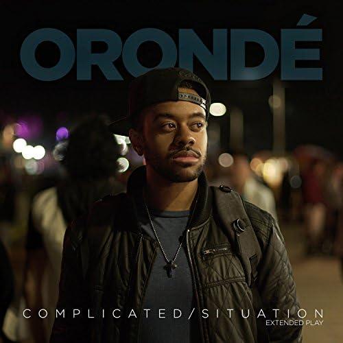 Orondé