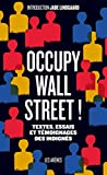 Occupy Wall Street (politique actualités) (French Edition)