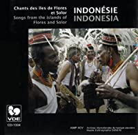 Indonesia -Songs of the Islands of Flores & Solor