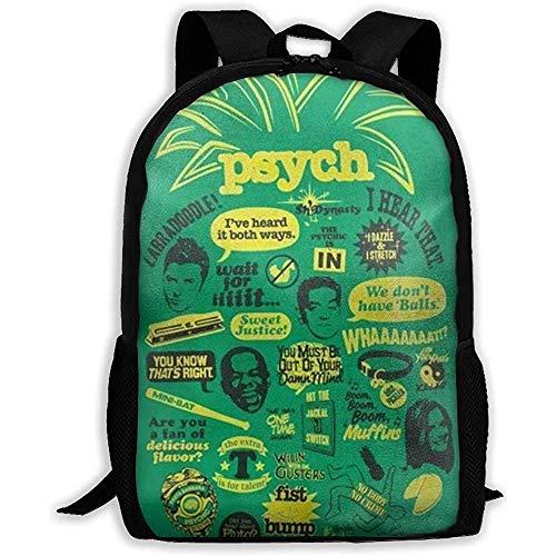 Mochila informal,bolso de hombro escolar estampado,mochilas al aire libre,mochila ligera para computadora...