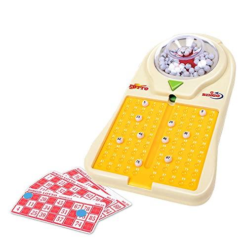 ColorBaby - Bingo eléctrico juegos de mesa CB Games (25680)