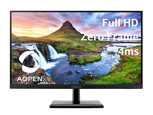 AOPEN by Acer 27CH2 bix 27' Full HD (1920 x 1080) IPS Monitor   75Hz Refresh Rate   4ms Response Time   1 x
