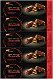 tegut... vom Feinsten Schweizer Gebäck 'Chocobelle', 5er Pack (5 x 125 g)