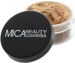 Mica Beauty Natural Mineral Makeup Foundation  Mf-1 Porcelain