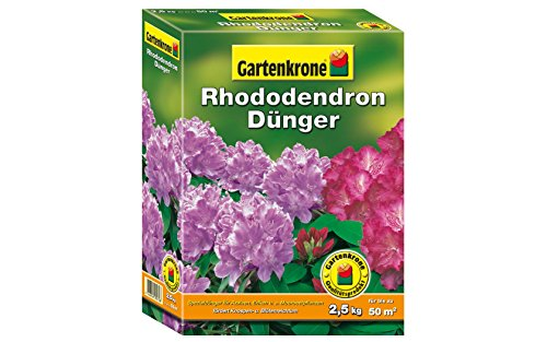 Gartenkrone Rhododendrondünger 2,5 kg